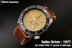 Seiko Driver 6309-729A : 1977