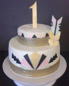 Hali's Aztec cake