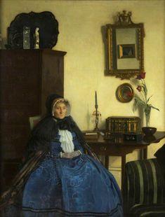 Memories  Leonard Campbell Taylor (1874–1969)  Bristol Museum & Art Gallery