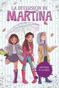 LOS CUENTOS DE MI PRINCESA: LA DIVERSIÓN DE MARTINA. ¡AVENTURAS EN LONDRES! Itslopez, Barbie Fashionista, Book Worms, Youtubers, Family Guy, Kawaii, Drawings, Cover, Illustration