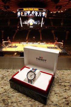 Tissot, reloj oficial de cinco franquicias de la NBA