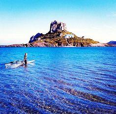 #Kos #Island #windsurf  I love Kos Island