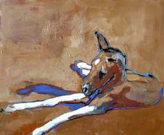 """Long Stockings"" - Originals - All Artwork - Peggy Judy | Fine Art World"