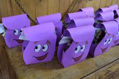 Dora Birthday Party Ideas - Backpack  #dora #kidsbirthday