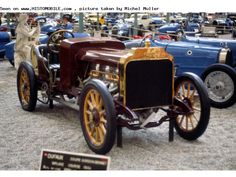 Dufaux Coupe Gordon-Bennett (1904-1904). Suisse.