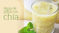 Este jugo es ideal para mantenerte en forma y saludable. La potente combinación de ingredientes hacen de éste un gran aliado para adelgazar. ¡Anímate a probarlo! Ingredientes – 2 tazas piña en cubo...