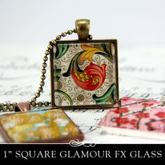 Glamour Seal for Photo Tile Jewelry – Annie Howes