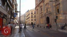 GRANADA | CENTRO | Calle Recogidas, a pie de calle Puentezuelas, frente a iglesia San Antón.