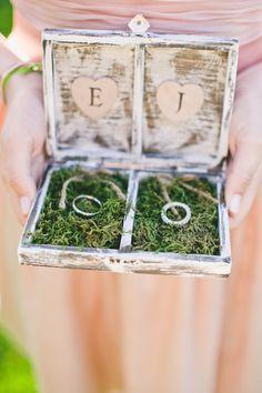 Padrinos de anillos de matrimonio - Los Padrinos de la Boda