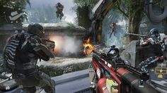 Screenshot of epic scene #AdvancedWarfare