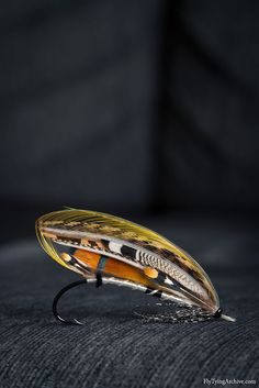 Fly Tying Archive • Mar Lodge Very popular classic salmon fly that can...