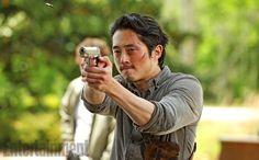 Steven Yeun est apparemment rayé du générique de The Walking Dead et promo du prochain épisode. Spoilers.