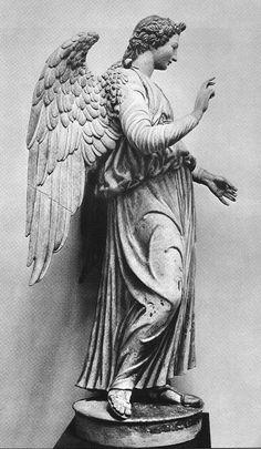 The Angel Gabriel by NEROCCIO