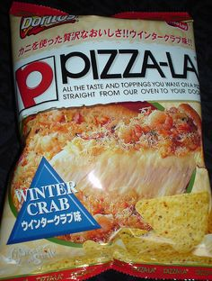 35 Strange Doritos Flavors From Around The World (But Mostly Asia) winter crab XD