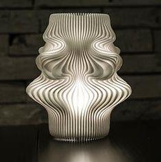 Xuberance's 3D Printed Lamps Light Up Milan Design Week