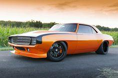 Nice '69 Camaro
