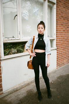 Toronto Street Fashion: Lian