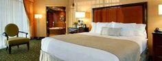 Jetted Tub Suite - Embassy Suites, Hampton Roads VA