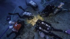 An international research team discovered a human skeleton during its ongoing excavation of the famous Antikythera Shipwreck (circa 65 B.C.). The shipwreck, which holds the remains of a Greek trading or cargo ship, is located off the Greek island of Antikythera in the Aegean Sea. The first skeleton recovered from the wreck site during the era of DNA analysis, this find could provide insight into the lives of people who lived 2100 years ago.