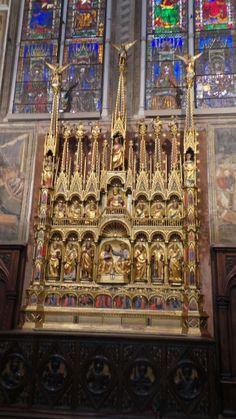 Cappella Bolognini in San Petronio