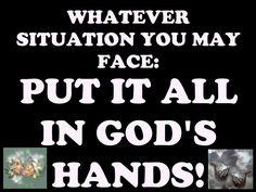 Put It in Gods Hand