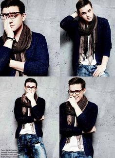 Go buy Zooey Magazine's Fall 2013 Issue featuring Jesse McCartney - zooey-magazine-shop.myshopify.com