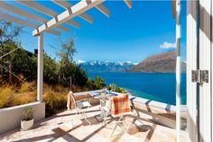 Take me to New Zealand--specifically Matakauri lodge in Queenstown, NZ, nooowwwwwwwwwww! desire to inspire - desiretoinspire.net - Where the mountains rise from thewater
