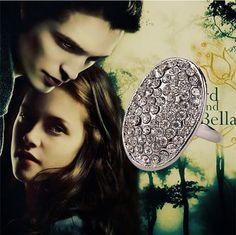 Find More Rings Information about Wholesale Bella Edward Engagement Rings From Twilight Ring,High Quality ring feet,China ring turquoise Suppliers, Cheap ring film from Michelle's Showcase on Aliexpress.com