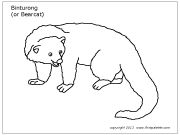 Coloring Pages To Print | Coloring Pages Lynx 3 (Animals U003e Mammals)   Free  Printable Coloring ... | Embroidery Patterns U0026 Patterns | Pinterest | Free  ...