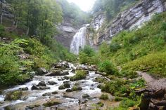 At Cascades du Hérisson. Medieval Town, Alps, Waterfall, Explore, Outdoor, Law School, Viajes, Outdoors, Waterfalls