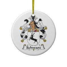 $$$ This is great for          Schwarz Family Crest Ornaments           Schwarz Family Crest Ornaments you will get best price offer lowest prices or diccount couponeDiscount Deals          Schwarz Family Crest Ornaments Here a great deal...Cleck See More >>> http://www.zazzle.com/schwarz_family_crest_ornaments-175769093368888192?rf=238627982471231924&zbar=1&tc=terrest