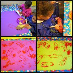 Juf Lien: Thema schoenen Dozen, Gummy Bears, Teaching, School, Art, Father's Day, Preschool, Shoe, Art Background