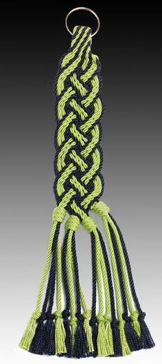 Ply-Split Four-Strand Celtic Braid Kit   Linda Hendrickson