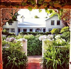 Discover Le Quartier Français at a glance. Come stay in one of our 21 luxuriously appointed suites or dine at world renowned restaurant. Tasting Menu, Tasting Room, France, Cape Town, South Africa, Vineyard, Pergola, Restaurants, Awards
