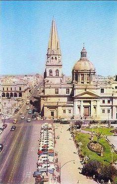 Centro de Guadalajara 1960