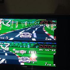 On instagram by rickcandido #arcade #microhobbit (o) http://ift.tt/1Rh1Q6E a gasolina!! Naooo! Melhor jogo de corrida do snes. Out of fuel!! Noooo!!! Best race game in snes ever... #retrogames #portoalegre #brasil #games #supernintendo #megadrive #segagenesis  #snes #nes #gaming  #mastersystem #famicon #mario #zelda #pokemon  s #fliperama #classic #sonic #ps1 #ps2 #nintendo #topgear #joystick #sega