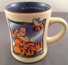 Walt Disney's Winnie The Pooh's Tiger Mug/Cup    eBay