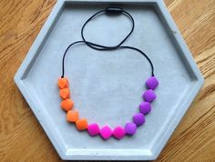 Silicon Teething Necklace Teething Necklace, Baby, Jewelry, Bijoux, Babys, Jewlery, Jewels, Baby Humor, Babies