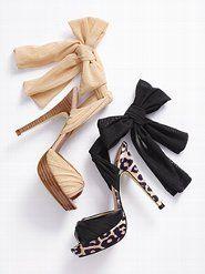 Colin Stuart Shoes: Wedges, Platforms, Colin Stuart Sandals & More atVictoria's Secret