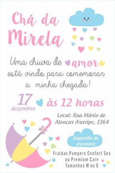 2nd Baby Showers, Baby Shower Themes, Baptism Invitations, Baby Shower Invitations, Tarjetas Baby Shower Niña, Cloud Party, Maria Valentina, Doodle Frames, Baby Shawer