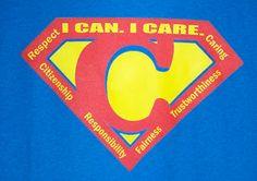 Super T-shirt logo!