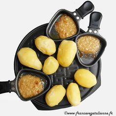 Raclette (recette vé