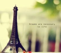 Inspiring picture dream, dreamer, dreams, eiffel, hope. Resolution: 500x500 px. Find the picture to your taste!