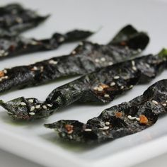 Skip the Chips, and Crunch on Paleo Seaweed Snacks