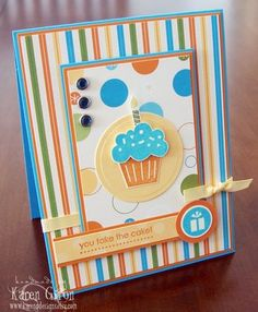 the sweetest thing...: a cupcake with a challenge