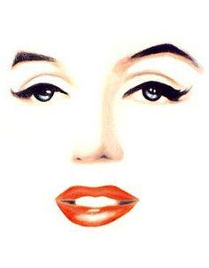 y marilyn monroe art Marylin Monroe, Marilyn Monroe Artwork, Airbrush Art, Norma Jean, Classic Beauty, Face Art, Beautiful Paintings, Creative Photography, Art Forms