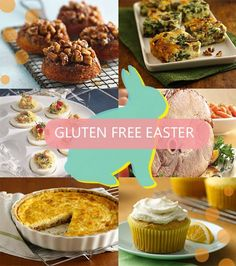 14 Gluten Free Easter Recipes - #gluten #free #Easter #recipes