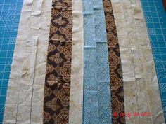 El blog de Dori: Tutorial Tiras Seminole Tutorial Patchwork, Patchwork Patterns, Quilt Block Patterns, Pattern Blocks, Quilt Blocks, Quilted Table Runners Christmas, Quilt Boarders, Seminole Patchwork, Ribbon Quilt