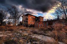Abandoned German Catholic Orphanage, Buffalo NY