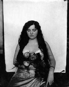 prostitute, 1912, New Orleans